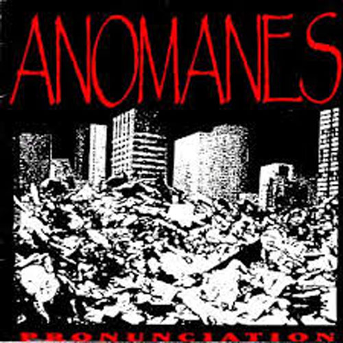 Anomanes – Pronunciation – CD