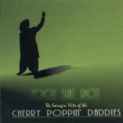 Cherry Poppin' Daddies – The Swingin' Hits of the Cherry Poppin' Daddies – CD