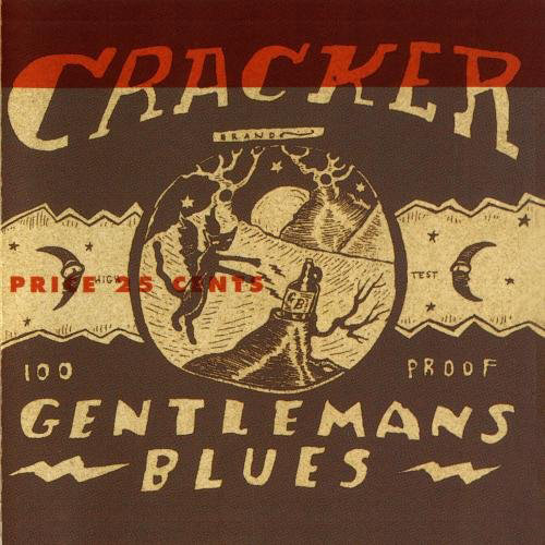 Cracker – Gentleman's Blues – CD