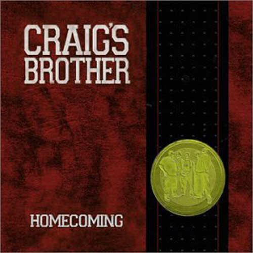 Craig's Brother – Homecoming – CD