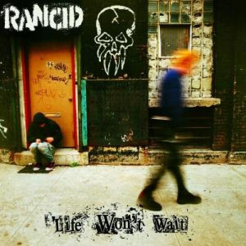Rancid – Life Won't Wait – CD