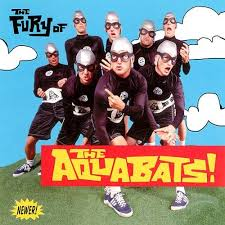 The Aquabats! – The Fury of The Aquabats! – CD