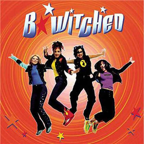 B*Witched – B*Witched – CD