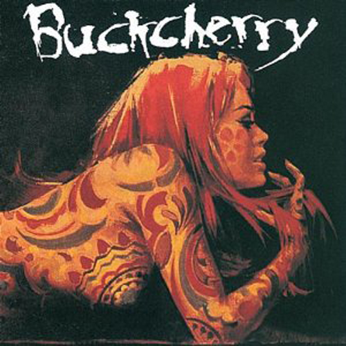 Buck Cherry – Buckcherry – CD