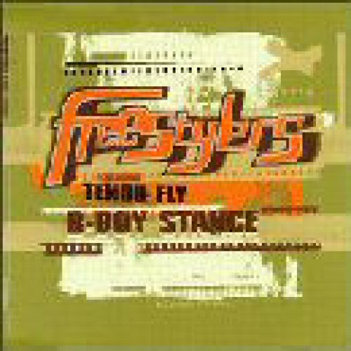 The Freestylers – B-Boy Stance EP – CD