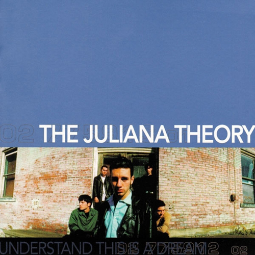 The Juliana Theory – The Juliana Theory – CD