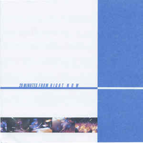 Animal Chin – 20 Minutes from Right Now – CD
