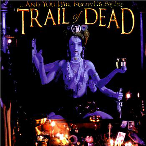 …And You Will Know Us by the Trail of Dead- Madonna – CD