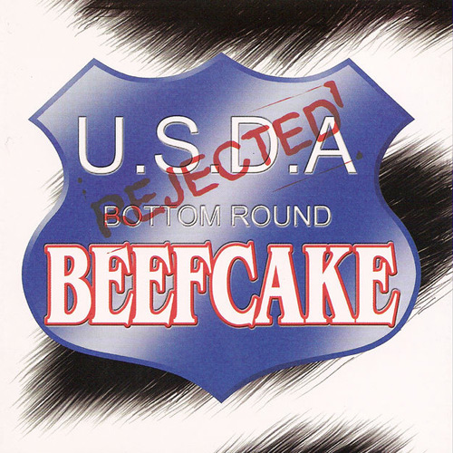 Beefcake – Rejected – CD