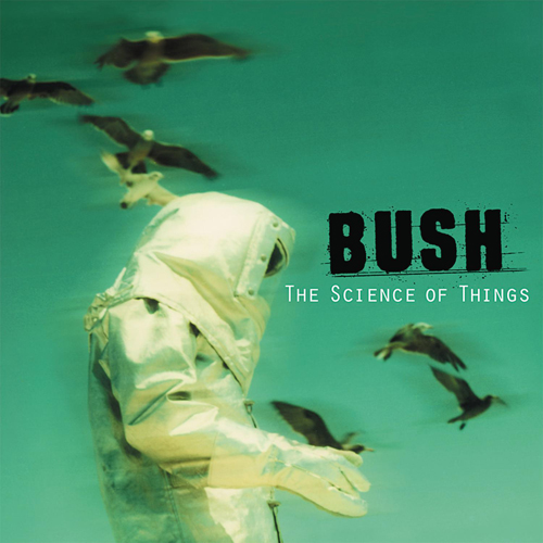 Bush – The Science of Things – CD