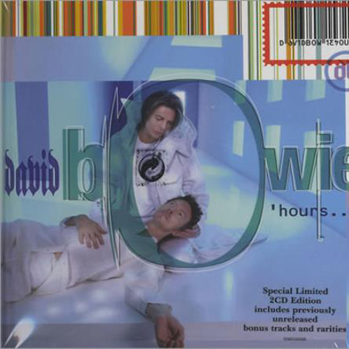 David Bowie – 'hours…' – CD
