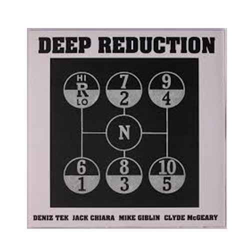 Deep Reduction – Deep Reduction – CD