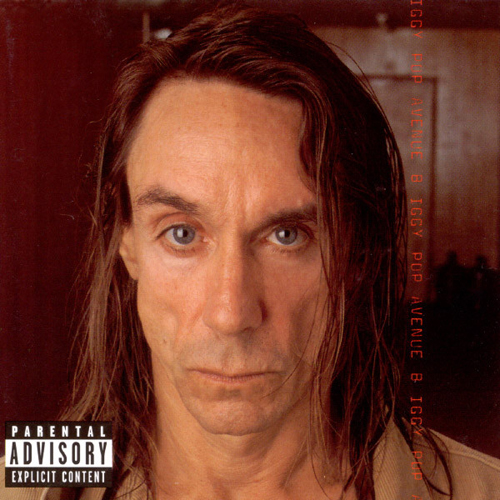 Iggy Pop – Avenue B – CD