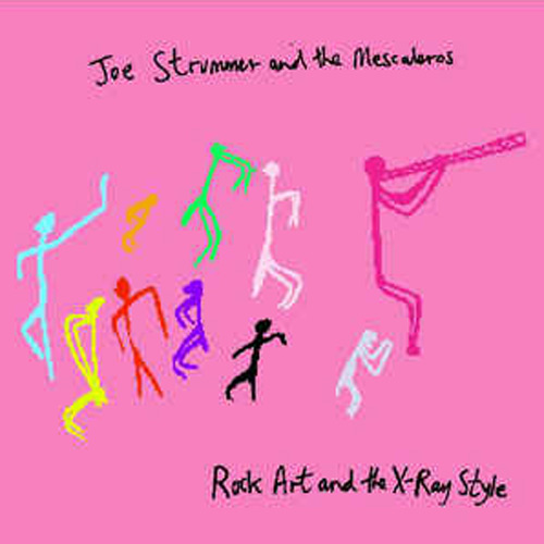 Joe Strummer & the Mescaleros – Rock Art and the X-Ray Style – CD