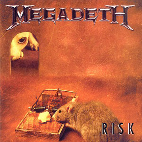 Megadeth – Risk – CD