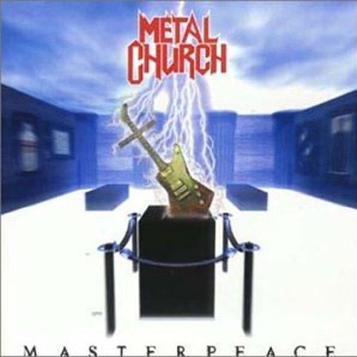 Metal Church – Masterpeace – CD