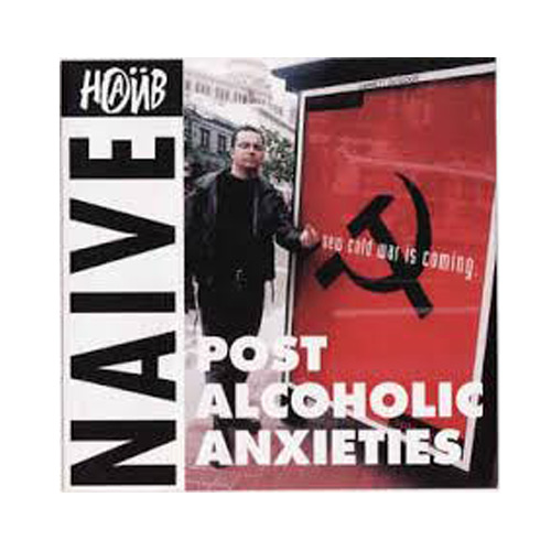 Naive – Post Alcoholic Anxieties – CD