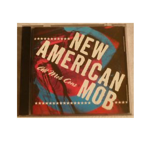 New American Mob – All Mob Cons – CD