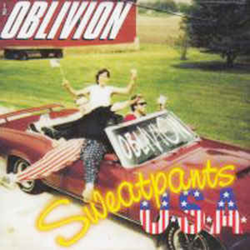 Oblivion – Sweatpants U.S.A. – CD