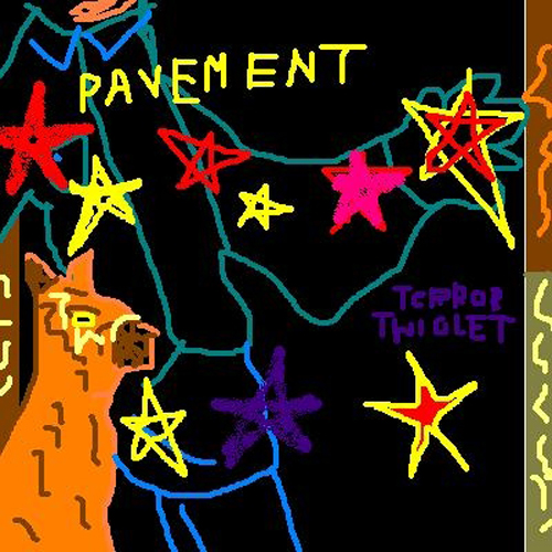 "Pavement – ""Terror Twilight"" – CD"