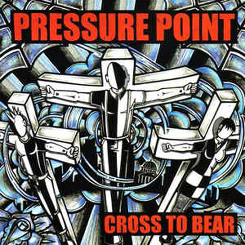 Pressure Point – Cross to Bear – CD