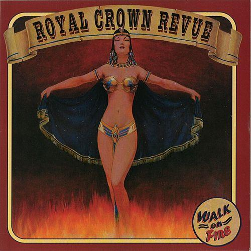 Royal Crown Revue – Walk On Fire – CD