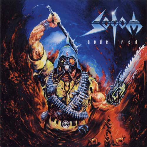 Sodom – Code Red – CD