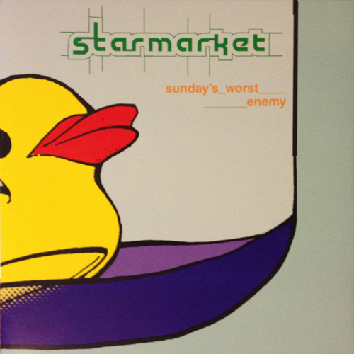 Starmarket – Sunday's Worst Enemy – CD