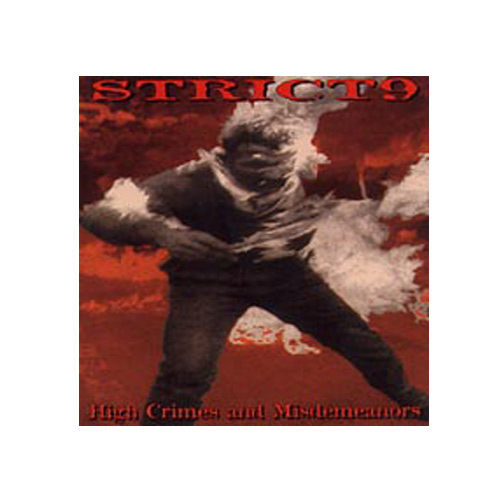Strict9 – High Crimes and Misdemeanors – CD