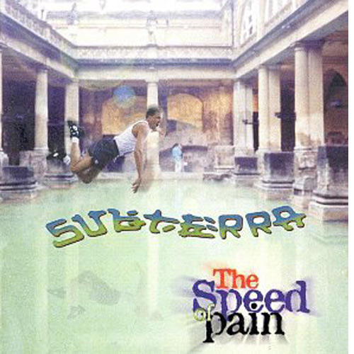 Subterra – The Speed of Pain – CD