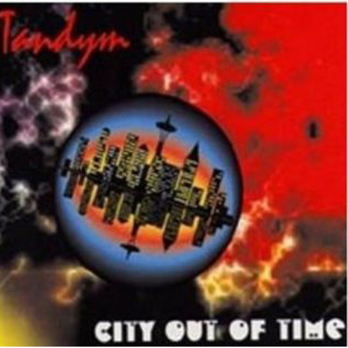 Tandym – City Out of Time – CD