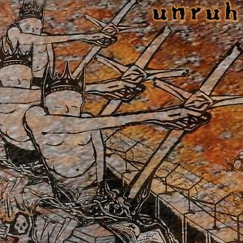 Unruh – Setting Fire to Sinking Ships – CD