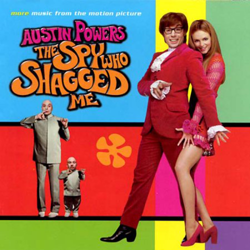 V/A – More Music From Austin Powers the Spy Who Shagged Me – CD