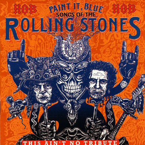 V/A – Paint it Blue / Song of the Rolling Stones – CD