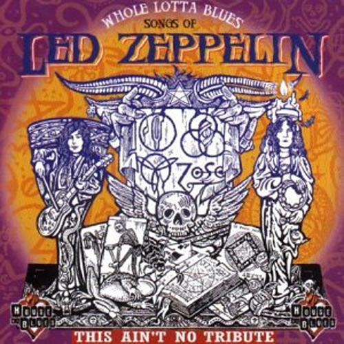 V/A – This Ain't No Tribute – The Songs of Led Zeppelin – CD