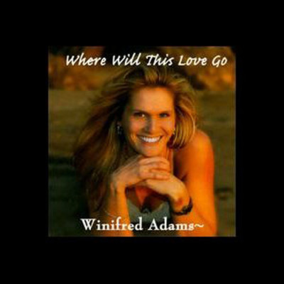 Winifred Adams – Where Will This Love Go? – CD