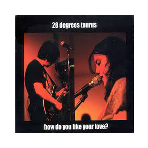 28 Degrees Taurus – How Do You Like Your Love? – CD