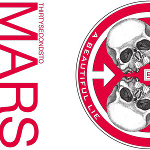 30 Seconds To Mars – A Beautiful Lie – CD