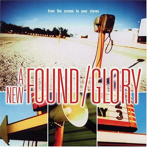 A New Found Glory – From the Screen to Your Stereo – CD