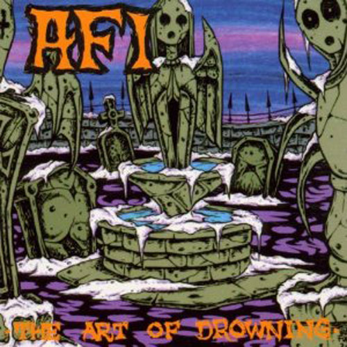 AFI – The Art of Drowning – CD