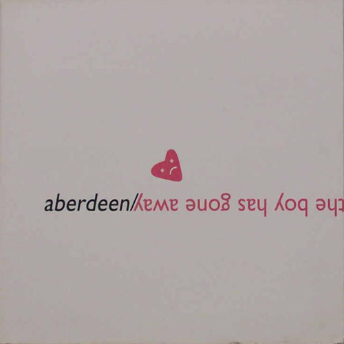 Aberdeen – The Boy Has Gone Away – CD