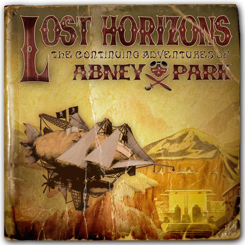 Abney Park – Lost Horizons – CD