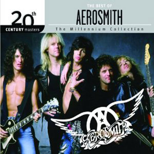Aerosmith – The Millennium Collection – CD