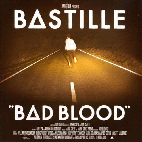 Bastille – Bad Blood – CD