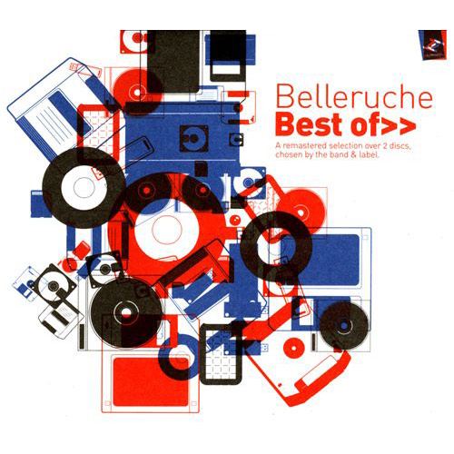 Bellerouche – Best of Bellerouche – CD
