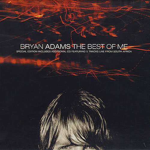 Bryan Adams – The Best of Me – CD