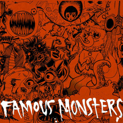 Ford Theatre Reunion – Famous Monsters – CD