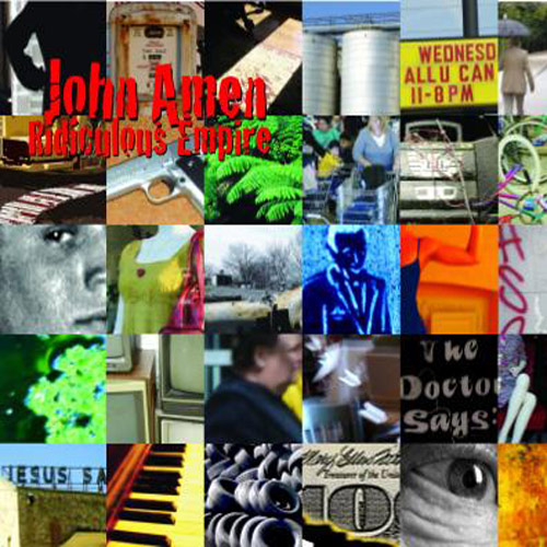 John Amen – Rediculous Empire – CD