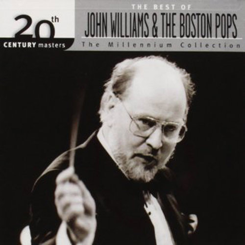 John Williams & The Boston Pops – The Millennium Collection – CD