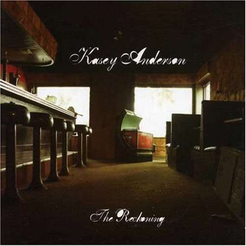 Kasey Anderson – The Reckoning – CD